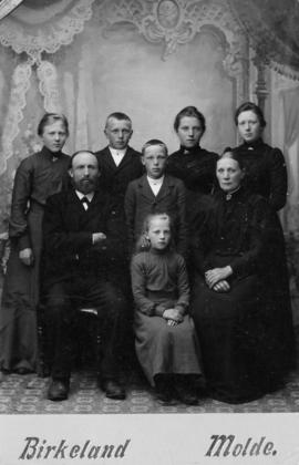 The Hjelset Family