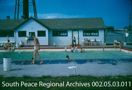 Grande Prairie Swimming Pool