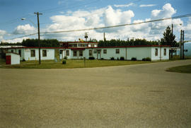 Mess Hall, CFS Beaverlodge
