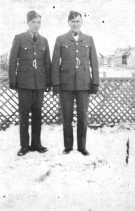 Malcolm and Henry Ferguson