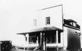 The New Rio Grande Store and Post Office