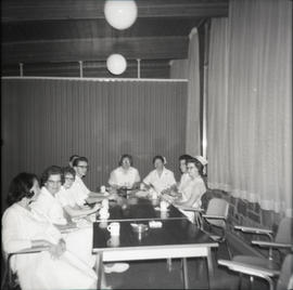 Staff At the Old Grande Prairie Hospital