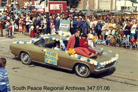 Peace School of Hope in Parade