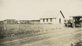 My first school – Clairmont, Alberta