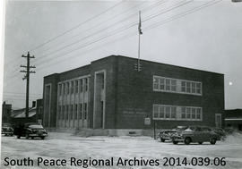 Grande Prairie Post Office