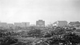 Dawson Creek Explosion-wreckage