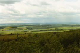 View From Saskatoon Mountain