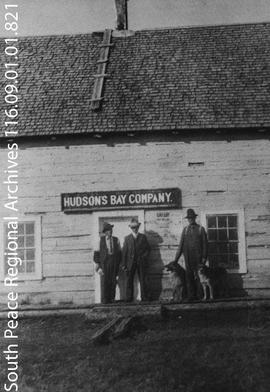 Hudson's Bay Company Store, Sturgeon Lake