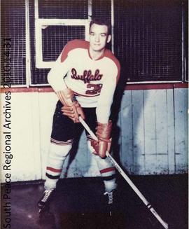 Hockey Player Peter Wright