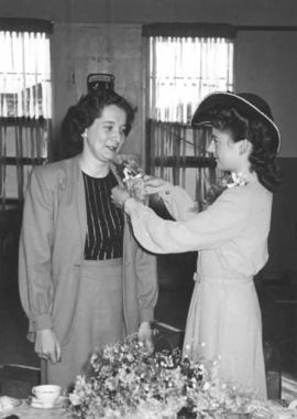 Grande Prairie Stagettes Host 1947 National Convention