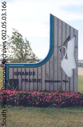 """Grande Prairie Welcomes You"""