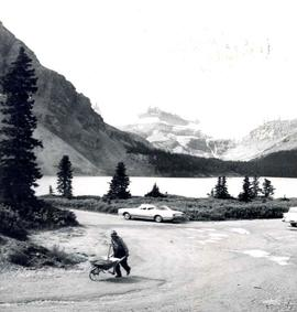 Jimmy Simspon, Banff National Park, Alberta.
