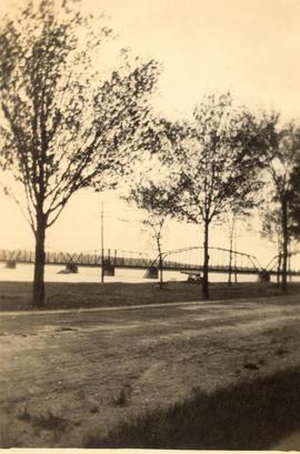 Bridge at Fredericton, New Brunswick