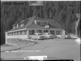Radium Hot Springs Hotel