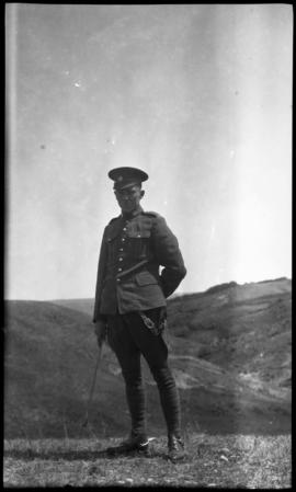 [Unidentified soldier]