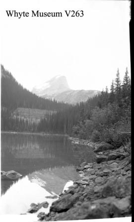 Mt. Niles and Sherbrooke Lake, sheet film