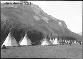 Camp at Indian Grounds