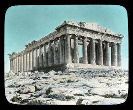Athens- The Parthenon, Greece.