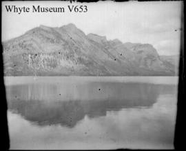 Banff. Lake Minnewanka (No.20). 7/6/94