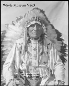 Hector Crawler, Stoney Indian Chief