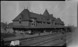 Moose Jaw railway station