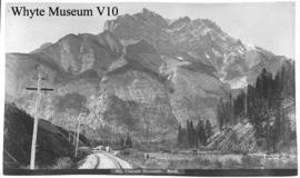 663. Cascade Mountain, Banff