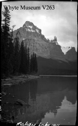 Maligne Lake, Yellowhead trip