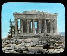 [The Parthenon, Athens, Greece.]