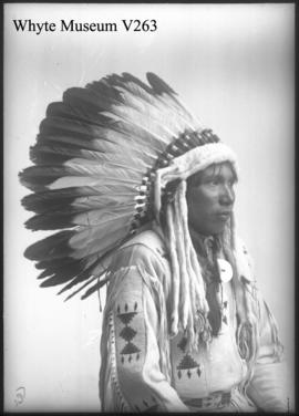Indian chief : [Stoney chief]