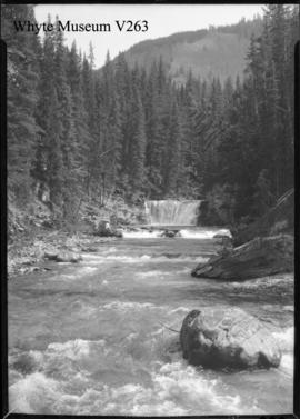 Johnston Canyon (used by Walter Camp)