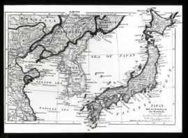 26035- Maps- Japan and its relation to the Mainland