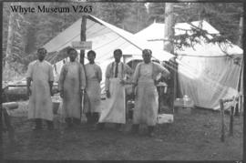 26. ACC camp, Vermilion camp