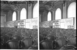 Monaco trip, exhibit of enlargements, stereo