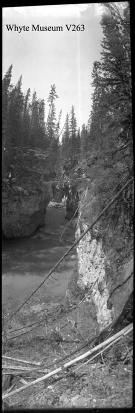 Untitled : [Johnston Canyon]