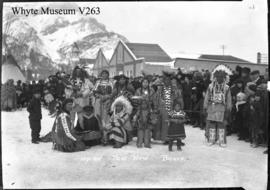 Indian Pow-Wow, Banff
